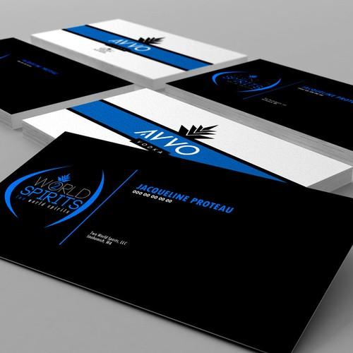 Runner-up design by TrideAgency
