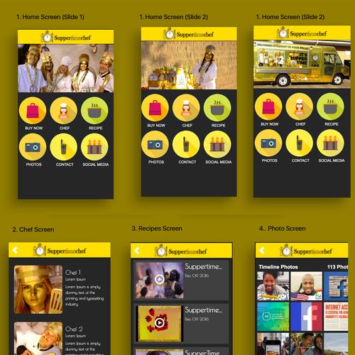 Design finalisti di valrazan