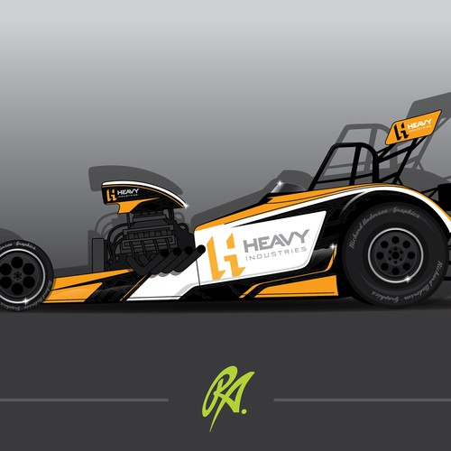 Runner-up design by RA_Graphics