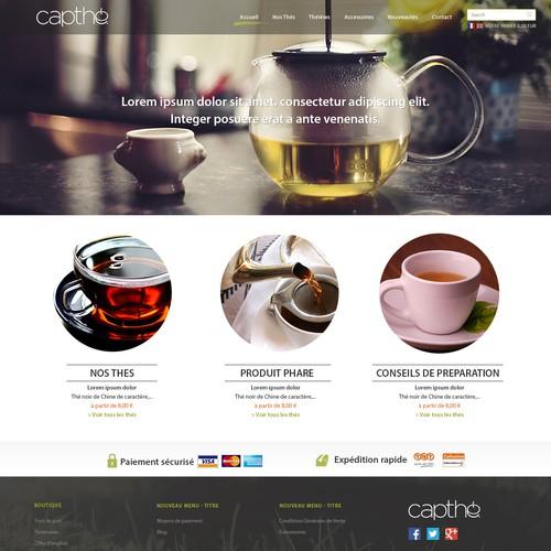 Diseño finalista de Nymfa