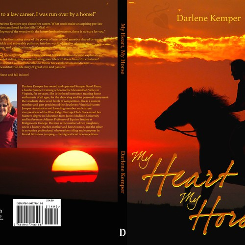 A great horse book needs a great cover! | Book cover contest