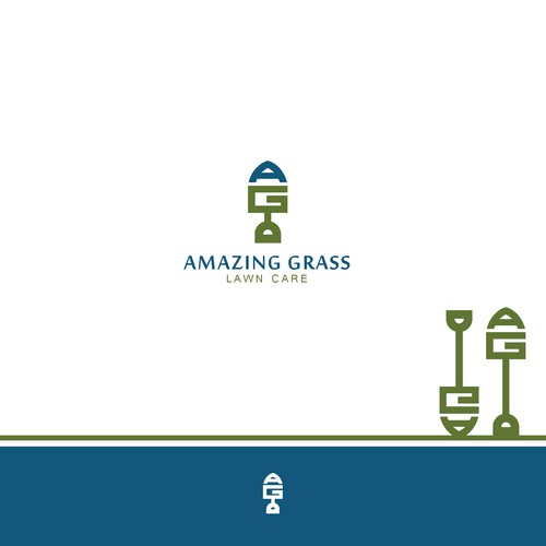 Create A Logo For My Lawn Care Business Amazing Grass