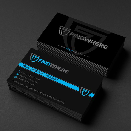 Runner-up design by Infinitive Technology