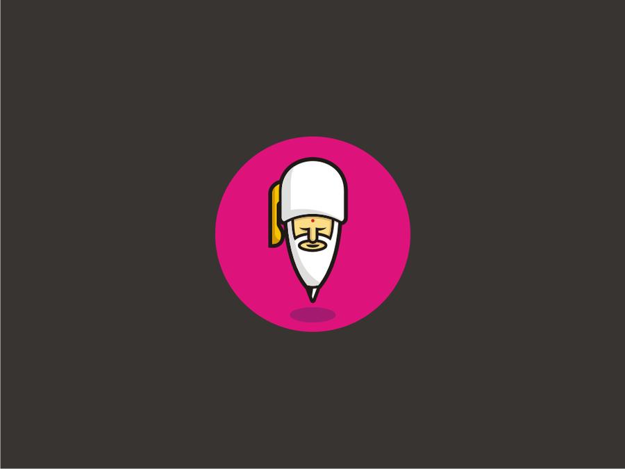 Create a logo for the publishing guru blog logo design for Create blog logo