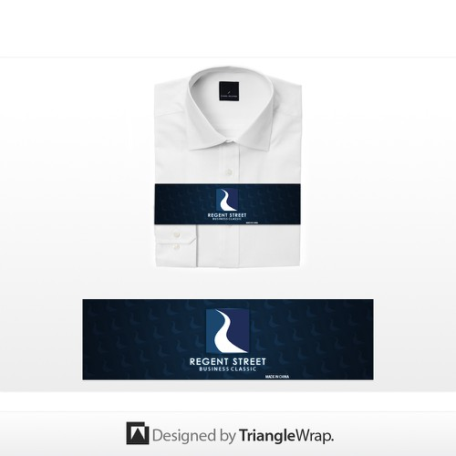 Runner-up design by TriangleWrap