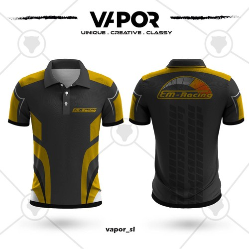 Runner-up design by Vinul Fernando