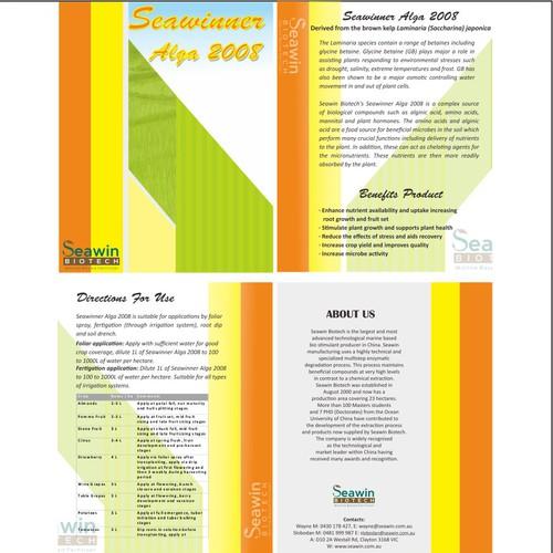 Design finalista por goVan16