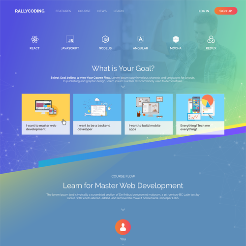 Runner-up design by Firstly