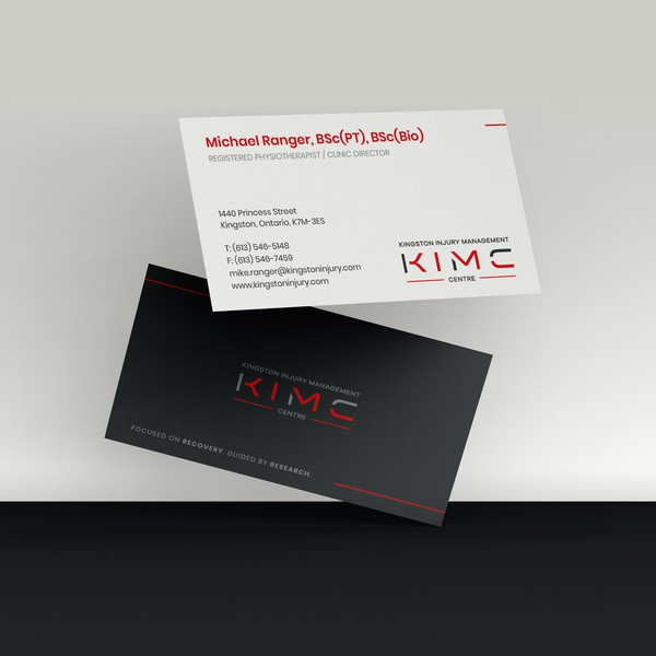 Vascular Business Card Business Card Contest 99designs