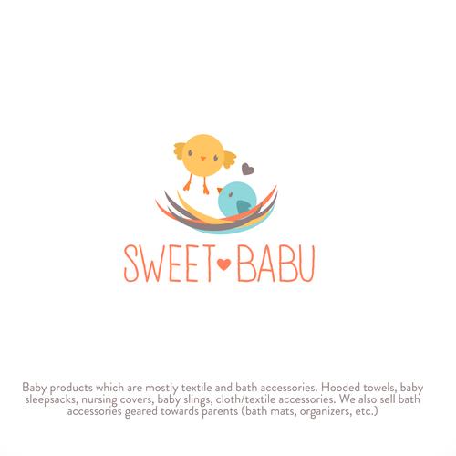Baby products Logo Design | Logo design contest