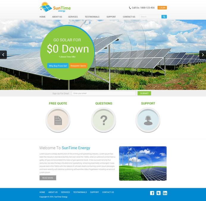 Design vincitore di WebXpert