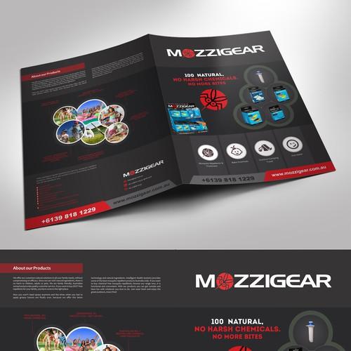 Diseño finalista de MediaGraphix