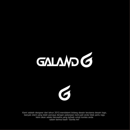 Logo for upcoming electronic musician | Logo & social media pack ...