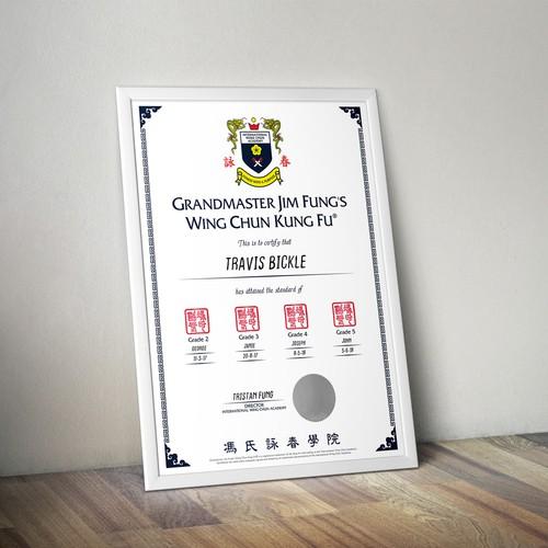 Runner-up design by Sir Trevor ™