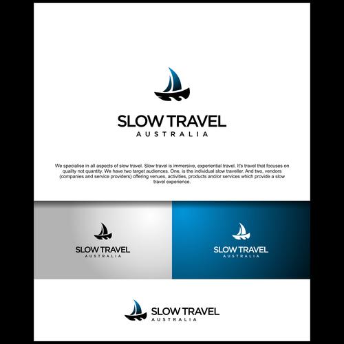 Design an award winning logo for Slow Travel Australia | Logo design
