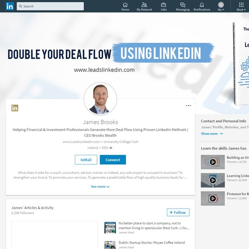 make statically linkedin binary options