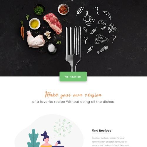 Diseño finalista de LarnDesigns