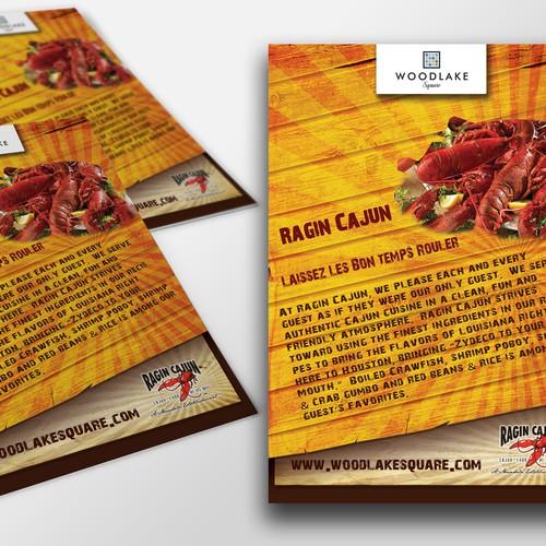 Ragin Cajun Design by Mac Artist