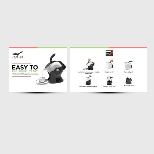 Runner-up design by EPH Design