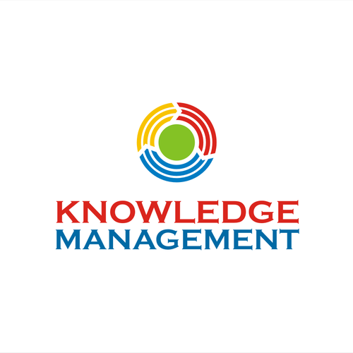 gtgt knowledge management needs a new logo logo design