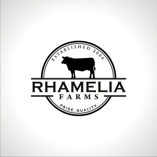 cattle farm logos  Angus cattle co needs a logo! No farms, no food! | Logo design contest
