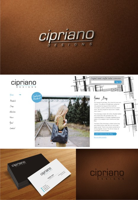 Design vencedor por Kiart™