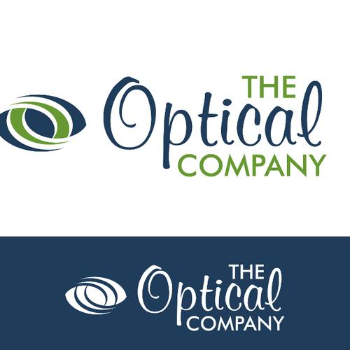 the optical company needs a new logo | Logo design contest