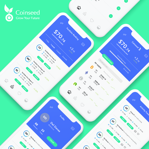 top cryptocurrency investment apps