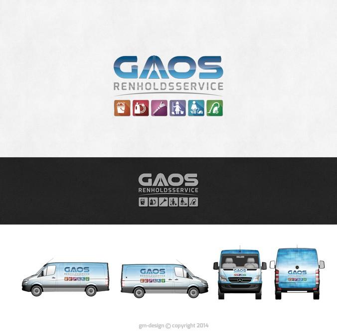 Design vencedor por GM-design