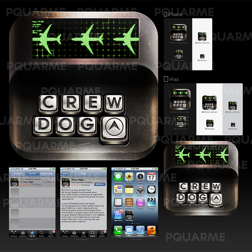 Diseño finalista de Pquarme