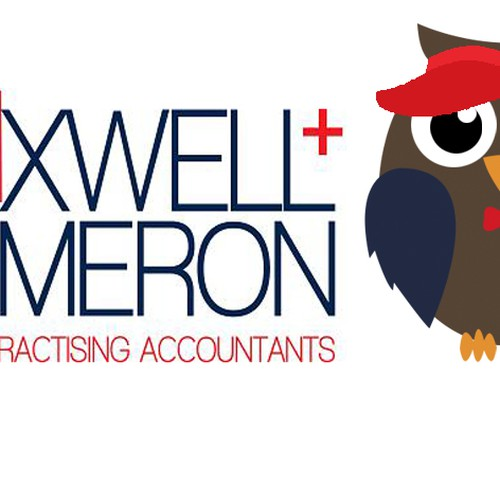 Stand Firm Designs : Create a mascot to help our accounting firm stand out from