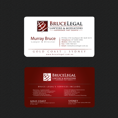 A new business card incorporating our new logo design business runner up design by rockin67 reheart Image collections