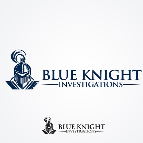 Create The Next Logo For Blue Knight Investigations Logo Design Contest 99designs