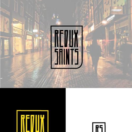 Redux Saints Branding Design by Emma Hsieh