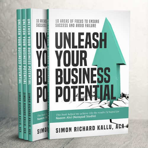 Best Business Book Covers : Business book cover contest