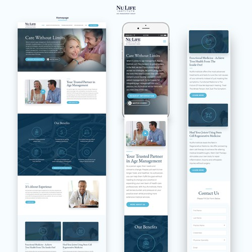Runner-up design by AxilSolutions