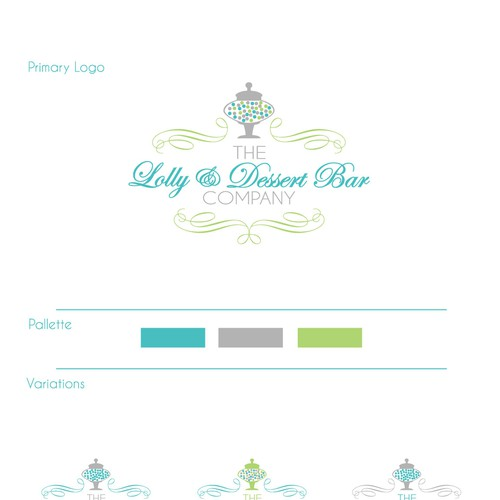 Runner-up design by Maria's designs