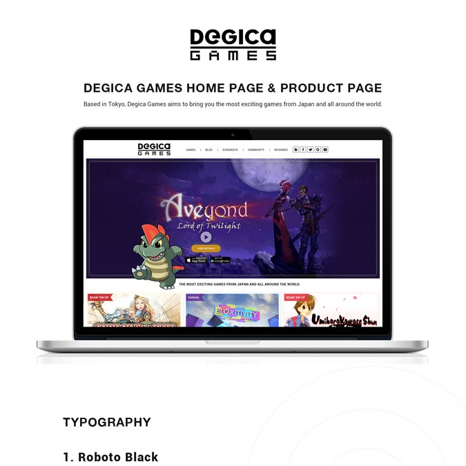 Winning design by Design Injector