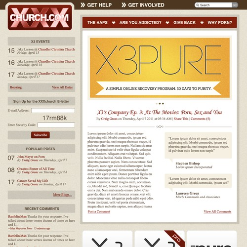 Diseño finalista de designfxpro