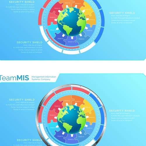 Runner-up design by MnishDesigns