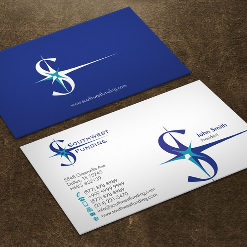 Time to refresh our business card and stationery at southwest runner up design by xclusive16 reheart Images