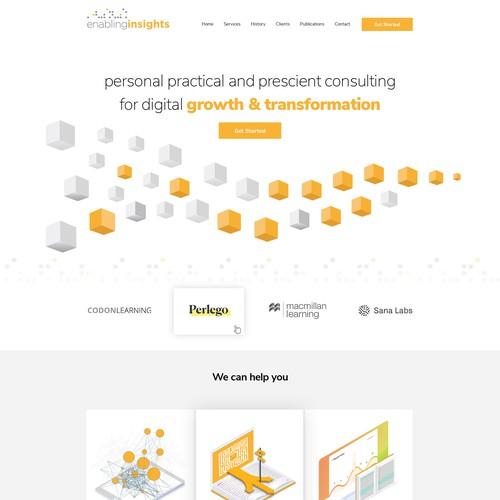 Design finalisti di Isaac Creative