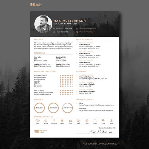Diseño finalista de MarkoADesign