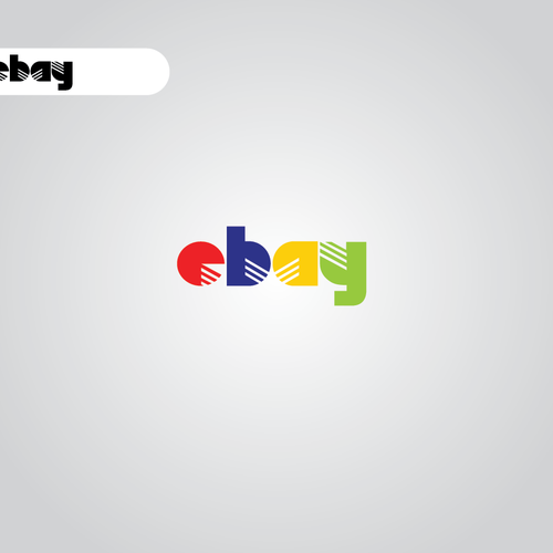 99designs community challenge: re-design eBay's lame new logo! Diseño de dezign_19