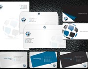 Stationery design by Kelvin & Cynthia