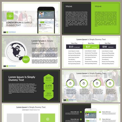 Diseño finalista de Mediapreneur™
