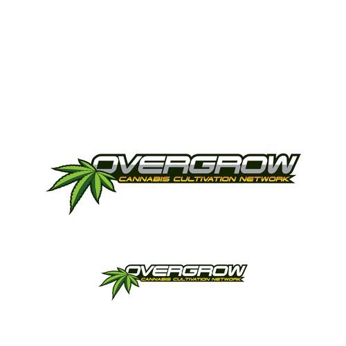 Design timeless logo for Overgrow.com Design by sikomo_