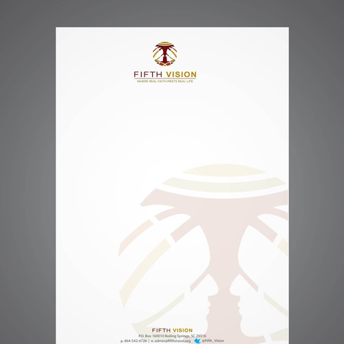 Runner-up design by malih