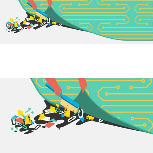 Runner-up design by phillusofia