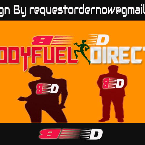 Runner-up design by Requestordernow